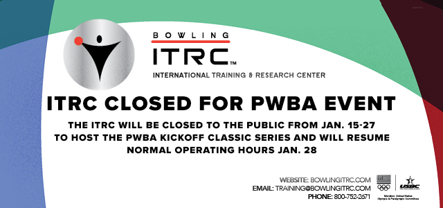 ITRC closed to host PWBA event