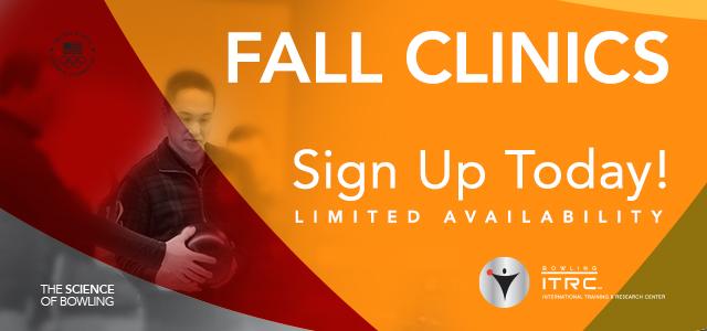 Fall Clinics at the ITRC