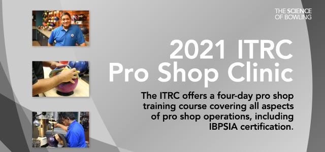 ITRC Pro Shop Clinic